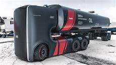 Most Amazing Trucks And Buses From The Future