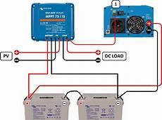 regulateur de charge de batterie guide de montage kit solaire 190w 230v