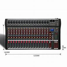 Channel Professional Bluetooth Audio Mixer Kinds by 16 Channel Professional Bluetooth Live Studio Audio Mixer