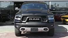 new 2019 dodge ram 4x4 specs dodge ram 1500 rebel 2019 crew cab 4x4 5 7l v8 gcc 0km