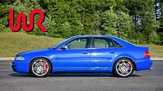 modified 2001 audi s4 wr review youtube
