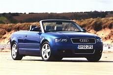 Audi A4 Cabriolet 2002 Car Review Honest