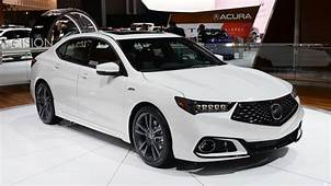 2018 Acura TLX Gets Sporty A Spec Trim With Mid Cycle