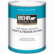 behr premium plus interior satin enamel paint ultra pure white 946 the home depot canada