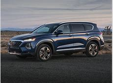 New 2019 Hyundai Santa Fe   Price, Photos, Reviews, Safety