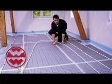 Was Kostet Fußbodenheizung - diy fu 223 bodenheizung welt der wunder
