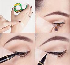 Make Up Richtig Auftragen - eyeliner auftragen mit diesen tipps tricks und