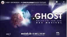Ghost Musical Und Hotel 220 Bernachtung In Stuttgart