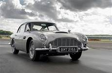 aston martin starts delivery of goldfinger db5 continuation cars car news