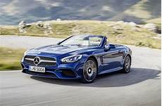 2017 Mercedes Sl Class Review Ratings Specs Prices