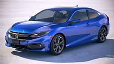 2019 Honda Civic Coupe by Honda Civic Coupe 2019