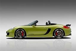 2013 Porsche Boxster Gets Tuned By SpeedArt With SP81 R