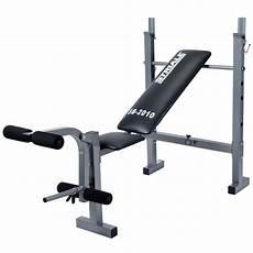 Banc De Musculation Striale Sb 2010 Pliant Sport Et