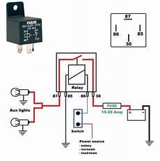defender 90 2 8i spotlights motorcycle wiring automotive electrical car audio installation