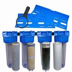 filtre eau potable maison station filtrante eau maison 4 niveaux traitement