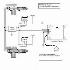 Wire Diagram Power Door Lock by Knock Lock Knocklock Knock To Unlock