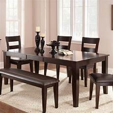 steve silver dining room sets steve silver victoria 5pc room table espresso dining set ebay