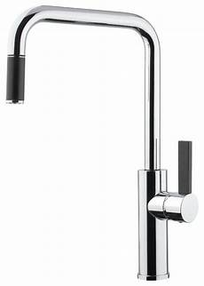 modern faucets for kitchen luz mono shower faucet brushed nickel modern kitchen faucets other by maestrobath