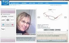 essayer lunettes en ligne avec photo essayage de lunettes en ligne avec krys