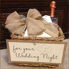 could be a cute idea for the bride wedding night