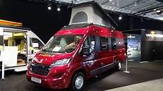 2018 Vantourer 600 Peugeot Exterior And Interior