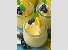 light lemon mousse_image