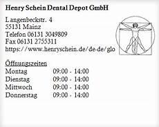 henry schein dental depot gmbh in mainz altstadt
