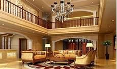 Gambar Desain Rumah Mewah Modern Eropa Ruangan Di Rebanas