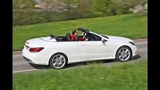 Mercedes E Cabrio - mercedes e klasse cabrio