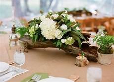 centre de table 233 corces mariage nature foret chetre