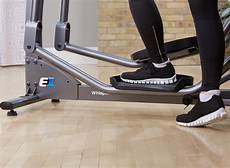 fitnesszone fitness e1 elliptical cross trainer with