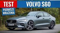 best volvo t5 2019 review volvo s60 t5 r design 2019 test pl