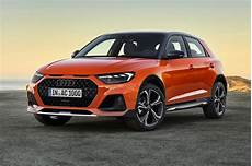 2020 audi a1 citycarver is a taller more stylish supermini for the urban jungle carscoops