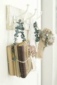 bücher als deko shabby chic pastel heaven decorating ideas 2012