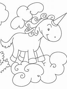 Unicorn Malvorlagen Adalah Unicorn Coloring Pages For Coloring Home
