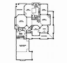 luxury house plan second floor 071s 0001 house alva luxury craftsman home plan 071s 0024 house plans