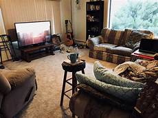 an average american living room cozyplaces