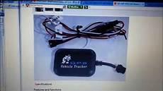 gps auto tracker gps vehicle tracker setup1