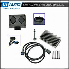 fuel driver module pmd and relocation kit set for