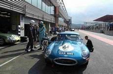 1963 jaguar e type semi lightweight competition car collectors nicholas cage gold eagle co