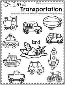 transportation worksheets for pre k 15224 transportation worksheets planning playtime