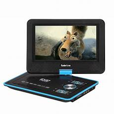 gd dvpl05 9 inch koolertron portable dvd player with tv