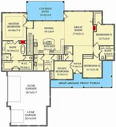 ranch craftsman house plans plan 95067rw lovely craftsman ranch house plan with split