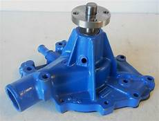 1967 68 ford mustang fairlane 289ci rebuilt water pump