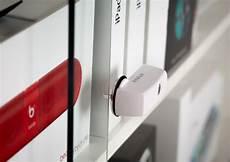 Xiaodi Smart Door Lock Slider Design by Invue Security For Locked Cabinets With Sliding Doors