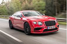 bentley continental supersport 2017 bentley continental gt supersports review autocar