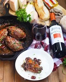 chicken provencal fall inspired dinner ev s eats