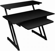 On Stage Ws7500 Wood Workstation Black