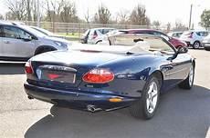 Jaguar Xk8 Cabriolet Occasion Jaguar Xk8 Cabriolet 4 0l D Occasion En Vend 233 E