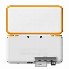 console nintendo 2ds nintendo handheld console new nintendo 2ds xl white and